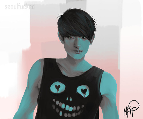 ayo wassup i made some tao fanart we'll consider this a late birthday present to him yup~