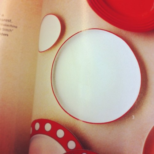 Abbesses Ceramic Set plates in the spring issue of Martha Stewart Weddings mag!!  (at poketo.com/shop/living)