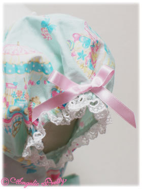 lolitahime:  Angelic Pretty's Candy Fun Fair OP in Mint