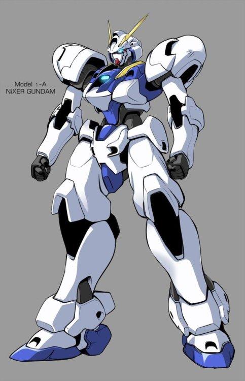 Victory Gundam Victory art fanart mecha OC Twitter Gundam