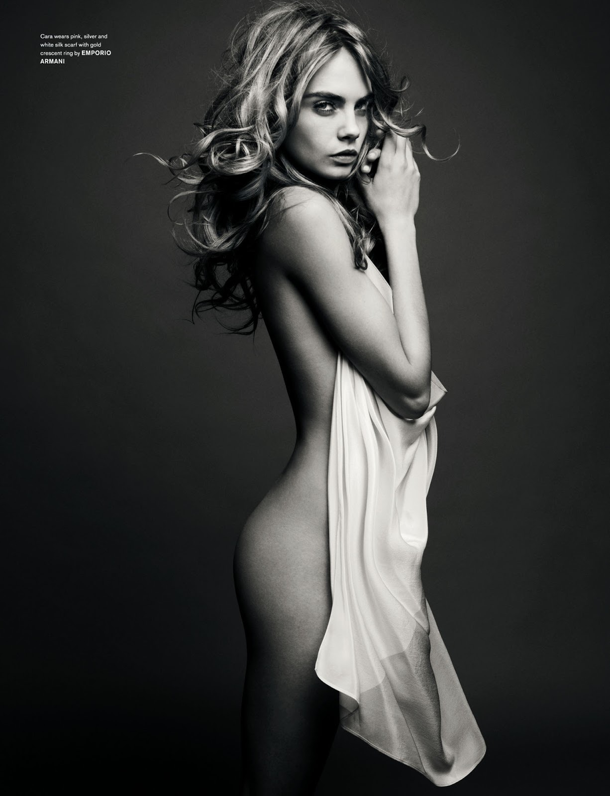 pussylesqueer:  Cara Delevingne: The Girls - Love #9 by Solve Sundsbo, Spring/Summer 2013