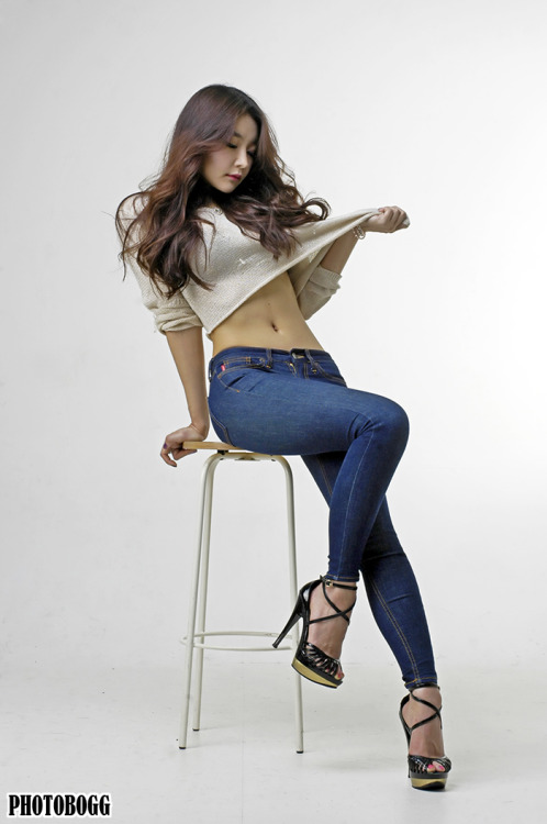Racing model Lee Eun Seo