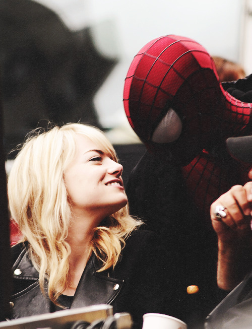 The Amazing Spider Man 2 | SET PHOTOS
