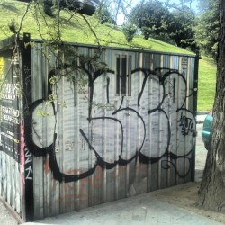 madrink:  #reve #graffiti #Madrid