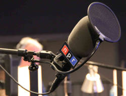"NPR is looking for a new announcer. Translation: You get to say ""This is NPR"" to millions of people every day.   You'll record all of NPR's ""support for this program comes from"" announcements in our national programs, and edit/produce/traffic them though our system. Heard by millions of people each week, you'll get to say, ""This is NPR"" each day. You should bring a voice that's clear, confident, and welcoming; a working style that makes the complex look simple; and be a bit tingly at the thought that your voice will be part of public radio's daily connective tissue all across the country.  Cool. -Jody, BL Show-"