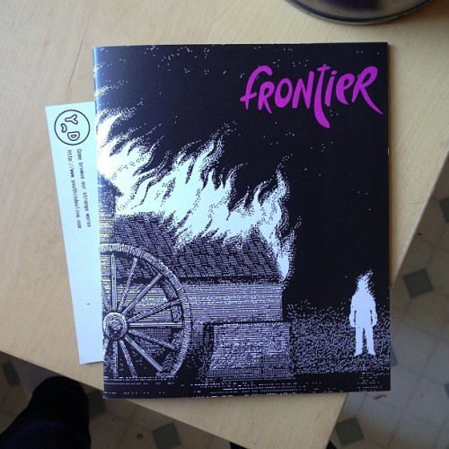 Frontier #1 is here! @YouthinDecline