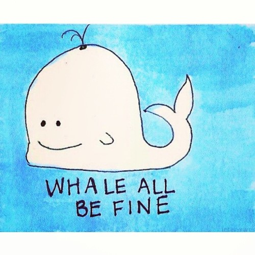 Duly noted 🐳✨ #finalsimkickingyourbutt #wishmeluck (at studyville 📚📖)
