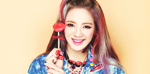 "HYOYEON  Birth Name: Kim Hyo Yeon DOB: September 22, 1989 Blood Type : AB Home Place : Incheon  EXTRA FACTS! Obsessive about cleanliness and hygiene. She hates the feeling of unbrushed teeth.  Can memorize a dance move/routine by just watching it once or twice.  HyoYeon has 14 ear piercings. She also has one on her tongue. Doesn't like bothering others and talking about her problems/feelings. She tries to make a joke or let it pass.""I like to make up questions and answer them myself."" Often cooks breakfast, sets the table for the rest of the members cos she wakes up earliest and is a good cook. She enrolled at Winners Dance School Her good friends is JYP's Min, Kara's Nicole and Gyuri, 2PM's Junsu. She entered SME in 2000 during Grade 5 of Elementary School. Studied in China for over a year along with SuJu Siwon. Hyoyeon is the most tomboyish member. Hyoyeon will being in silence when she is angry. But she had been challenged Sooyoung to get fighting with her and it makes Sooyoung fear. Whereas another members was punked her due her birthday."