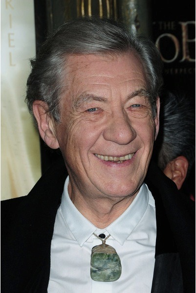 Oh no. It's just been released that Sir Ian McKellen, the star who plays Gandalf in Lord of The Rings and The Hobbit, has been living with prostate cancer for the past 6 to 7 years. McKellen stated that he gets checked regularly and that it isn't spreading. And, apparently, there hasn't been need to treat it yet so we have to imagine that's a good thing. We wish him all the best.