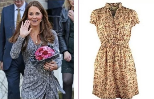 Ever wonder where Kate Middleton gets some of her amazing clothes?!? Well, just check out London's TopShop on Oxford Street!!!