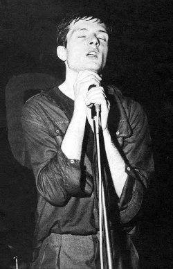 trioxin5:  Ian Curtis (15 July 1956 — 18 May 1980)