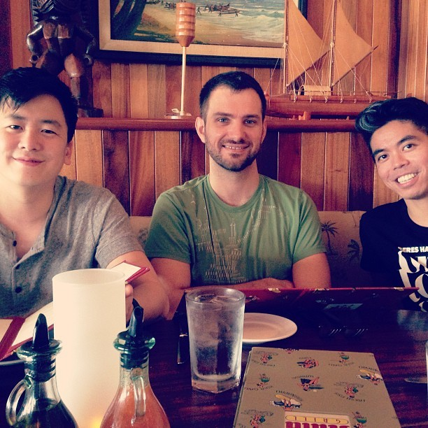 Boys of Hawaii (at Hula Grill Waikiki)