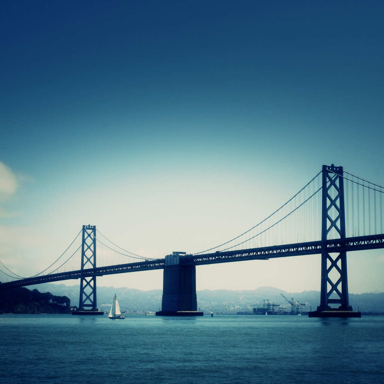 Bay Bridge 2012