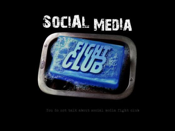 Social Media Fight Club! Top tiffs from 2012 Read: VentureBeat