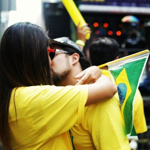 Brazilian Day '11 💚💛 (at New York, USA)