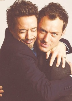 "anoldfashionedvillain:  ""He is my own Watson, he is only mine"" RDJ"