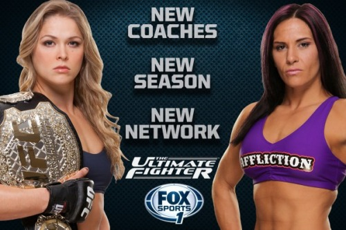 The Ultimate Fighter 18: Ronda Rousey vs. Cat Zingano