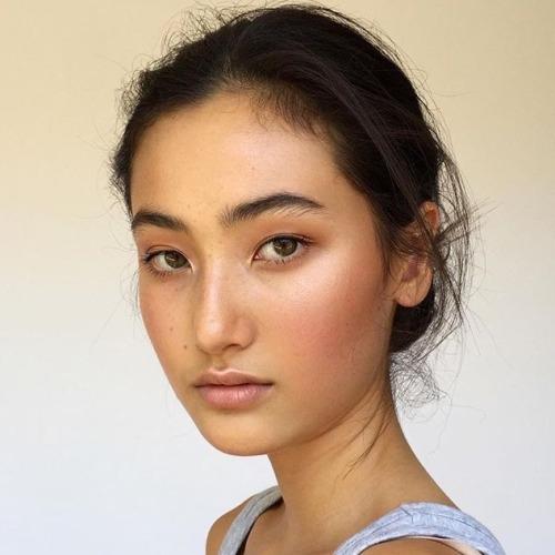 make up aniamilczarczyk instagram model