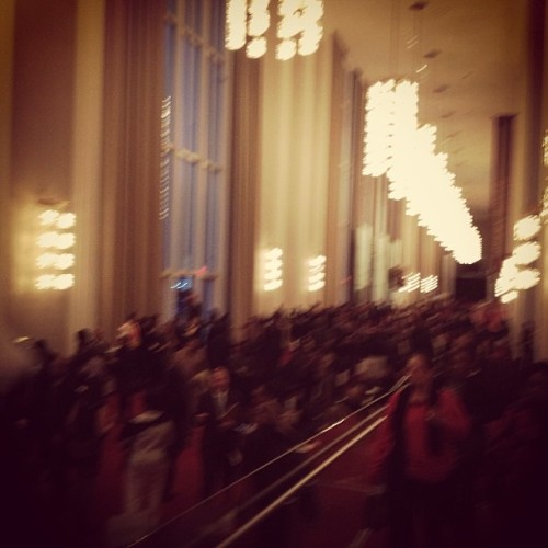 Inside the Kennedy Center - March 2013