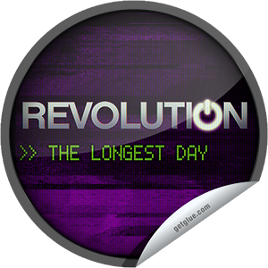 I just unlocked the Revolution: The Longest Day sticker on GetGlue                      4164 others have also unlocked the Revolution: The Longest Day sticker on GetGlue.com                  The sparks are flying! Whose romance is heating up? Thanks for tuning in to Revolution tonight! Keep watching on Mondays at 10/9c on NBC! Share this one proudly. It's from our friends at NBC.