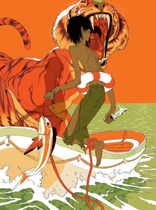 gaksdesigns:  Life of Pi