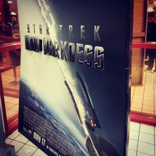 This is happening. #StarTrek