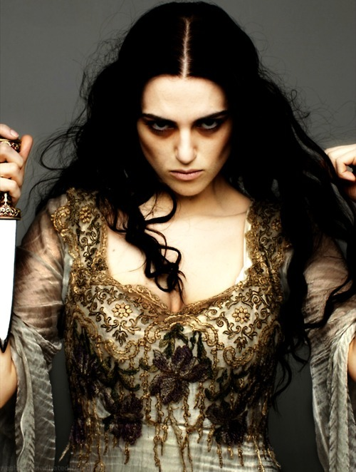 damaged-and-dangerous:  Katie McGrath as Morgana from Merlin (TV Series)