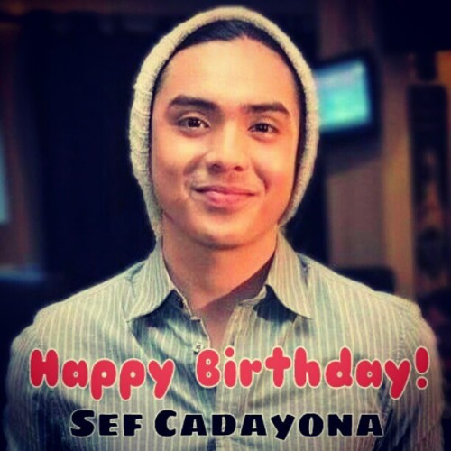 msmightymau:  Happy Birthday @sefcadayona!!! :)