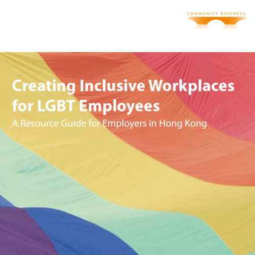 """Creating Inclusive Workplaces for LGBT Employees: A Resource Guide for Employers in Hong Kong"" - Paul Bernard, Mary Byron (Goldman Sachs). 2010 50 page pdf file available here."