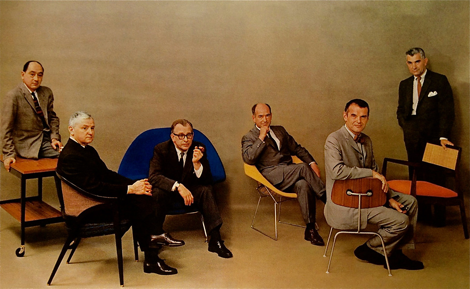 Who knew Eames and Mies were such big players? How Playboy magazine featured the greatest architects and designers of the time and influenced midcentury modern design.