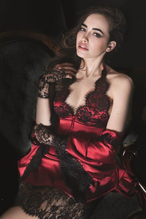 daneikamarch:  myla lingerie autumn winter 2012 campaign
