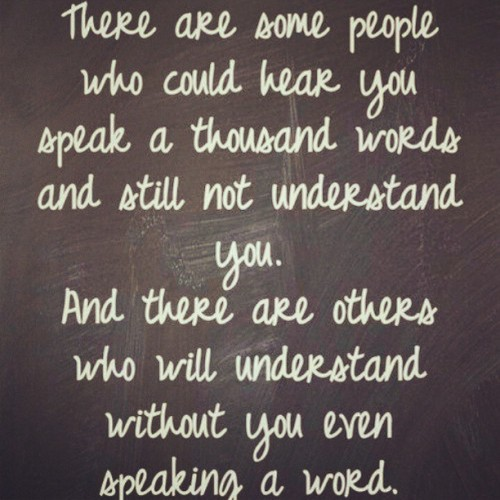 Some people just don't Understand… #LifeGoesOn #HeadUp