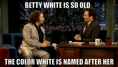 Jeff Ross was on Late Night with Jimmy Fallon last night to zing Betty White and The Roots and to talk about the premiere of The Burn, which just so happens to be tonight at 10:30/9:30c! Click the image to watch the interview.