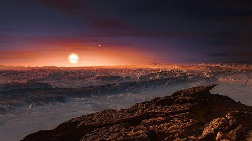 Artist's View of a Planet Where Liquid Water Might Exist via NASA https://ift.tt/2YuEIiX #NASA#space#astronauts#aesthetic#nasa