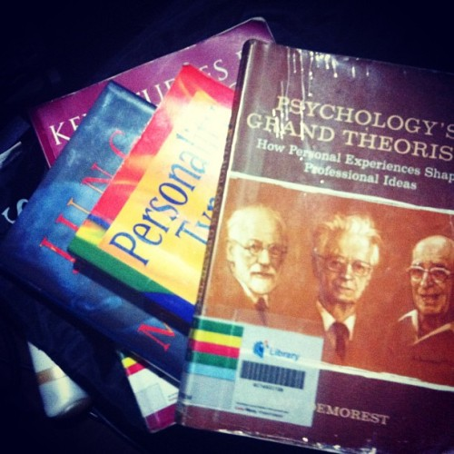 Light reads. #psychology #theorist #theories