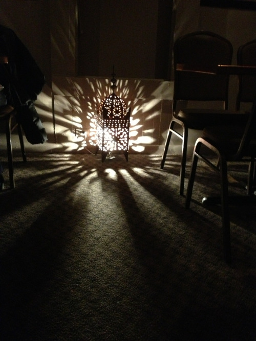 Moroccan Light in Schenectady