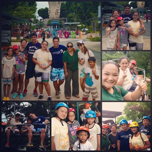 What a fun fun fun Saturday!!! #Singapore 👍👍👍 (at Sentosa Island)