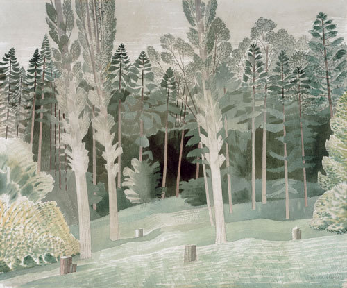 Watercolour paintings by Eric Ravilious (1903-1942) See more here via Illustration Age