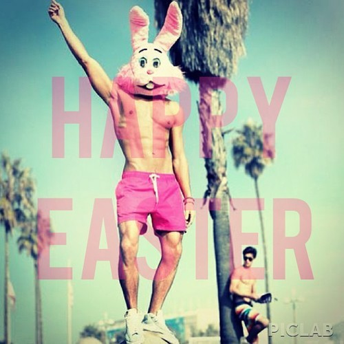 fuckyeaboysboysboys:  Happy Easter to all my followers!!  Happy easter