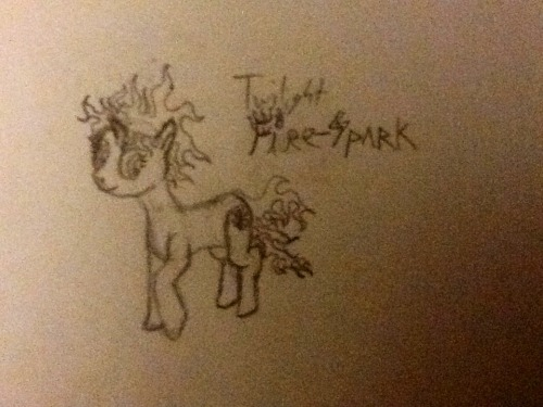 "Pinkie:  Here ya go, Twilight!  Yeah, I know I made your hair look awful, but…hopefully you won't hold that against me. *hugs* :3 ~~~ ((OOC: Thank you very much Demotivated, I really like how it looks. And don't worry, I'm much worse at drawing firey manes and tails ^^"" ))"