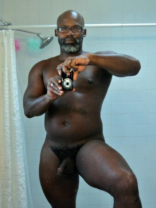 Hot black daddy! Woof