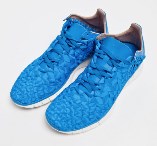 youmightfindyourself:  Nike Free Inneva Woven SP Blue