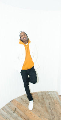 (via A$AP Rocky | The Coveteur)