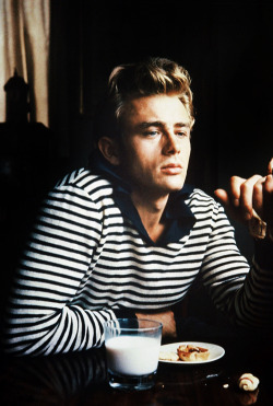 vintagegal:   James Dean photographed by Sanford Roth, 1955