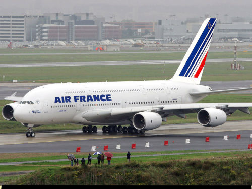 automotive-lust:  Air France A380
