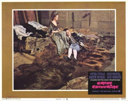 Great Catherine (1968).