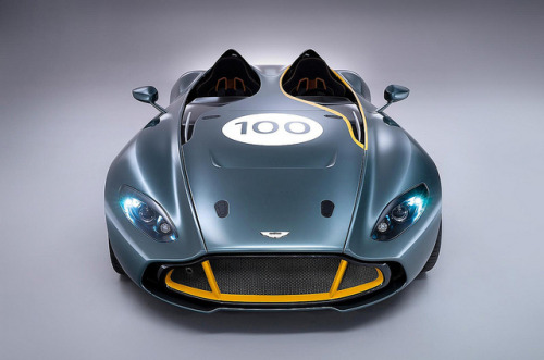 exclusive-pleasure:  Aston Martin CC100