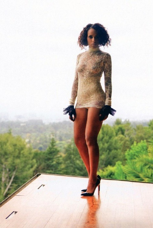thefinestbitches:  Kerry Washington