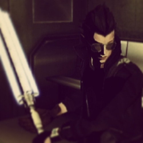1 of 4 sneak peek of part 4 of my #LetsPlay of #NoMoreHeroes