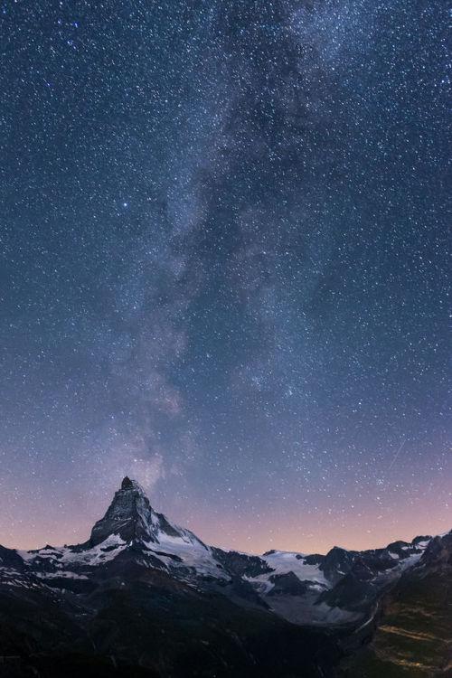 etherealvistas:  milky way (Switzerland) by Philipp Hilpert|| Website